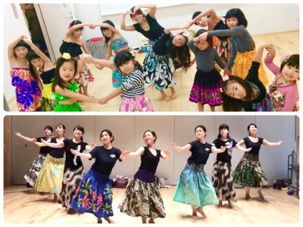東広島フラダンス教室(マカニアヘアヘ東広島)