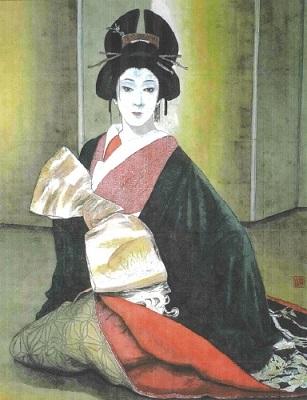12th  癒しの「中国工筆画への誘い」