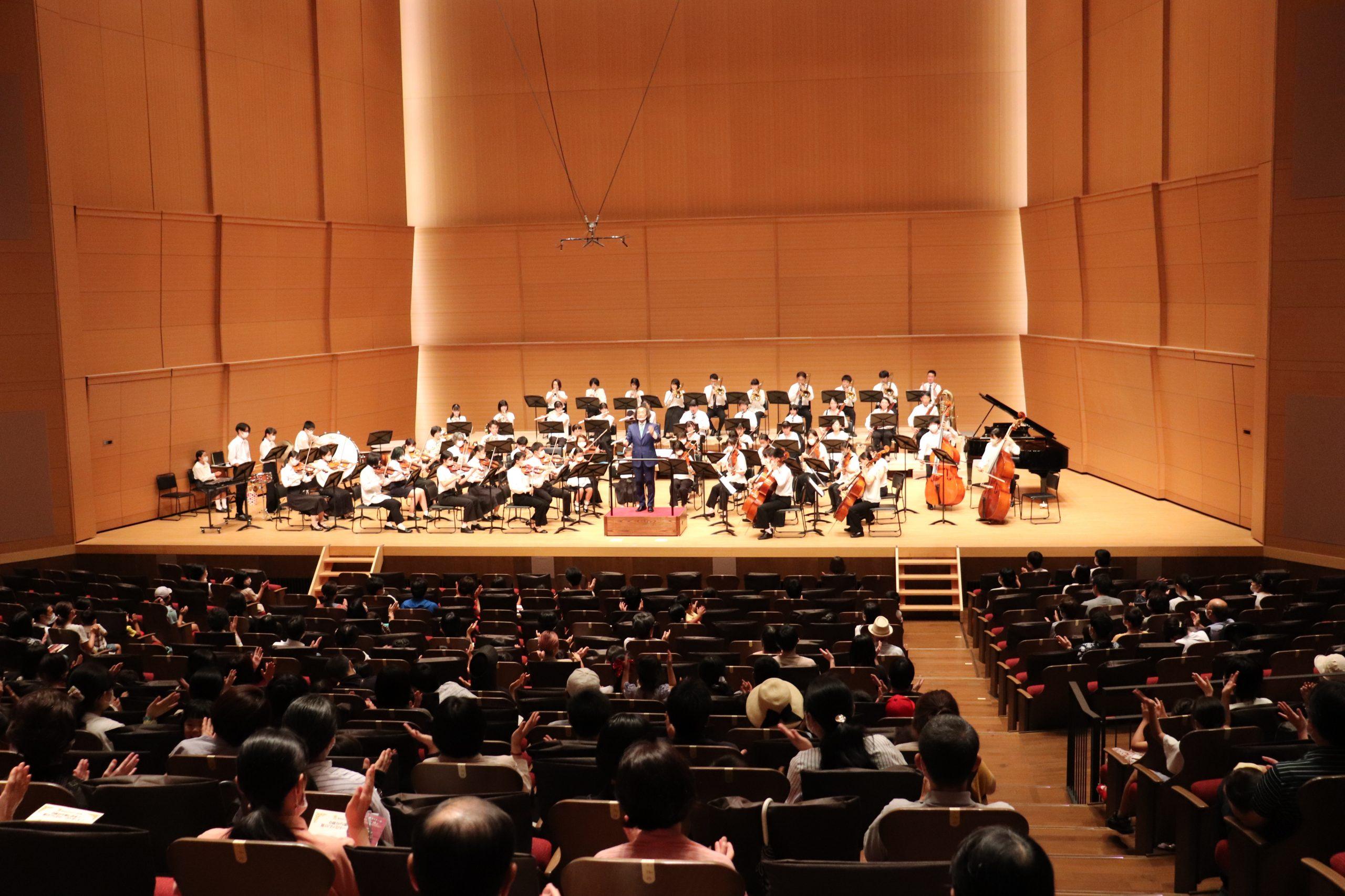 「0歳から楽しめる!夏のファミリー・コンサート♪」を開催しました。
